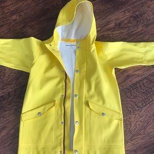 Hanna Andersson Kids Raincoat - Size 120cm - 6/7